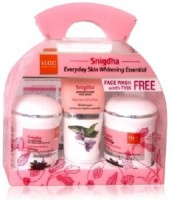 VLCC Snigdha Night Cream + Day Cream - (Freebie) Snigdha Face Wash (Set Of 1)