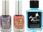 Anna Andre Paris Combos and Kits Anna Andre Paris Nail Polish Butterfly Flutter Duo Set & Nail Polish Remover