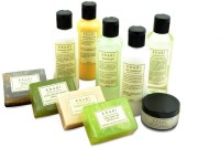 Khadi Ultimate Aloe Vera Solution Kit Of Soaps, Sun Screen, Conditioner, Gel & Face Wash (Set Of 10)