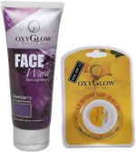 Oxyglow Combo & Kits Oxyglow Bearberry Face Wash & Lip Balm
