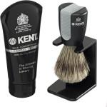 Kent Combos and Kits Kent Wet Set Shaving Brush & Shaving Cream Set