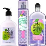 Bath & Body Works Combos and Kits Bath & Body Works Apple Blossom & Lavender