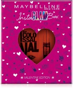 Maybelline Makeup Combos Maybelline Instaglam Box Valentine Edition Red