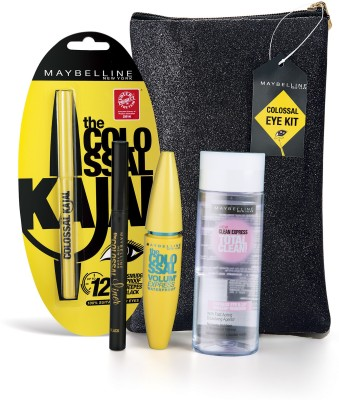 Maybelline Combos and Kits Maybelline Colossal Eye Kit