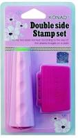 Konad Double Side Stamp Set (Set Of 2)
