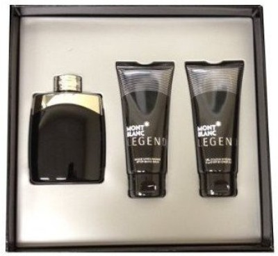 Mont Blanc Combos and Kits Mont Blanc Legend Gift Set For Men