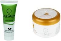 Oxyglow Essence Of Clove Anti Pimple Face Pack 3 & Oxynourishing Massage Cream (Set Of 2)