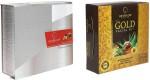Oxyglow Combos and Kits Oxyglow Kesar Fairness Glow Facial Kit & Gold Facial Kit