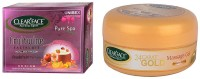 Clear Face Fruitwine Facial Kit & 24 Carat Gold Massage Gel (Set Of 2)
