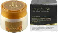 Oxyglow Gold Massage Gel Eco Pack & Nourishing Night Cream (Set Of 2)