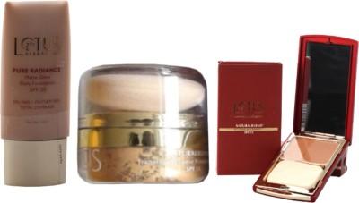 Lotus Herbals Cosmetics Kit
