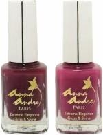 Anna Andre Paris Combos and Kits Anna Andre Paris Nail Polish Purple Crush Duo Set