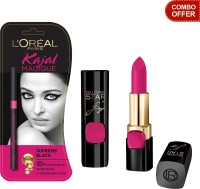 Loreal Paris Kajal Magique With Collection Star By Gong Li (Set Of 2)