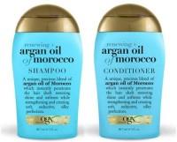 OGX Moroccan Argan Oil Shampoo+Conditioner 88.7 (Set Of 2)