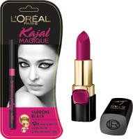 Loreal Paris Kajal Magique With Collection Star By Sonam (Set Of 2)