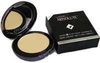 Lakme Absolute White Intense Wet And Dry Compact  - 15 G (Ivory Fair 01)