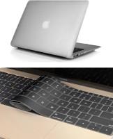 Pindia Transparent Matte Finish New Apple Macbook Retina 12
