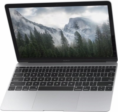 Apple MacBook MF865HN/A (Netbook) (CPU Core M-5Y10/ 8GB/ 512GB/ Mac OS X Yosemite) (12 inch, SIlver)