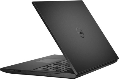 Dell Inspiron 15 3541 3541A645002BU APU Quad Core A6 - (4 GB DDR3/500 GB HDD/Linux/Ubuntu/2 GB Graphics) Notebook (15.6 inch, Black)