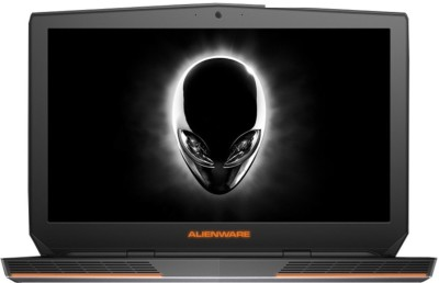 Alienware R2 R2 Z569972HIN9 Core i7 - (16 GB/1 TB HDD/Windows 10/8 GB Graphics) Notebook (17.3 inch, Aluminium)