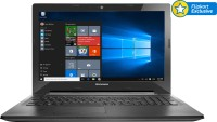 Lenovo G50-80 80E5038NIN Core i3 (5th Gen) - (4 GB DDR3/500 GB HDD/Windows 10) Notebook: Computer