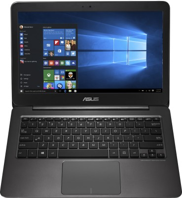 Asus ZenBook UX305CA-FC074T 90NB0AA1-M03540 Dual Core - (4 GB DDR3/Windows 10) Ultrabook (13.3 inch, Black)