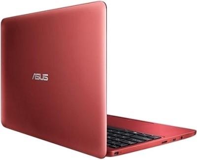 Asus EeeBook X205TA 90NL0734-M07250 Bay Trail-T Quad Core - (2 GB DDR3/32 GB EMMC HDD/Windows 8.1) Netbook (11.49 inch, Red)