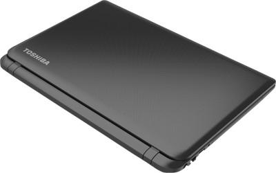 Toshiba Satellite C50D-B M0010 Notebook (APU Daul Core E1/ 2GB/ 500GB/ No OS) (15.6 inch, Black)