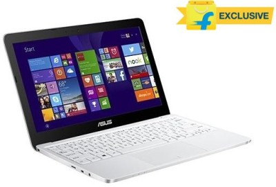 Asus EeeBook X205TA 90NL0731-M07240 Atom - (2 GB DDR3/Windows 8.1) Notebook