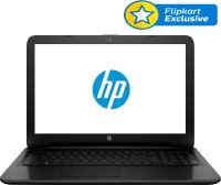 HP 15-ac170tu P6L83PA#ACJ Core i3 (5th Gen) - (4 GB DDR3/500 GB HDD/Free DOS) Notebook