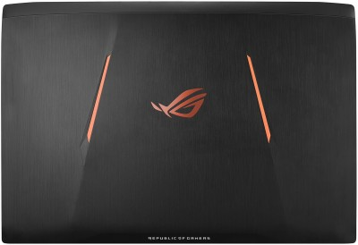 Asus GL502VT-FY026T ROG Series GL502VT-FY026T Core i7 (6th Gen) - (16 GB/1 TB HDD/256 GB SSD/Windows 10/6 GB Graphics) Notebook 90NB0AP1-M01610 (15.6 inch, Metallic Black, 2.2 Kg kg)