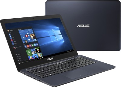 Asus Eeebook E402MA-WX0001T 90NL0033-M01510 Celeron Dual Core - (2 GB DDR3/32 GB EMMC HDD/Windows 10) Notebook (14 inch, Blue)