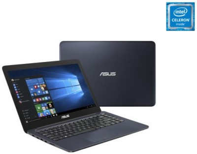 Asus Eeebook E402MA-WX0001T 90NL0033-M01510 Celeron Dual Core - (2 GB DDR3/32 GB EMMC HDD/Windows 10) Netbook