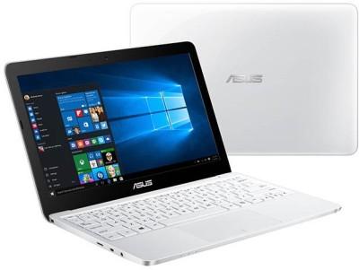 Asus X205TA-FD0060TS X Series X205TA-FD0060TS 90NL0731-M07730 Intel Atom - (2 GB DDR3/32 GB EMMC HDD/Windows 10) Netbook (11.6 inch, White)