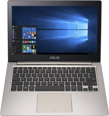 Asus ZenBook UX303UB-R4013T 90NB08U1-M02280 Core i5 (6th Gen) - (4 GB DDR3/1 TB HDD/Windows 10/2 GB Graphics) Ultrabook (13.3 inch, SMoky Brown)