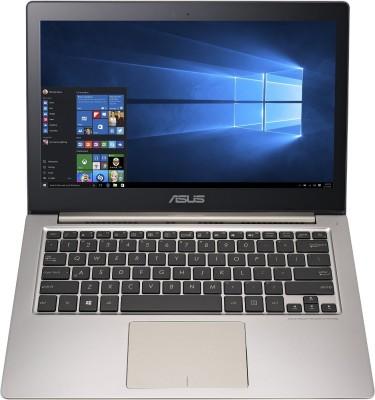Asus ZenBook UX303UB-R4013T 90NB08U1-M02280 Core i5 (6th Gen) - (4 GB DDR3/1 TB HDD/Windows 10/2 GB Graphics) Ultrabook (13.3 inch, SMoky Brown)
