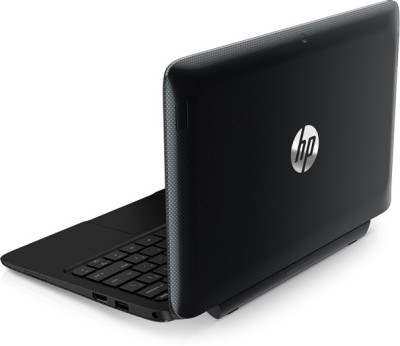 HP Pavilion 11h115TU X2 Laptop (4th Gen Ci5/ 4GB/ 128GB SSD/ Win8.1/ Touch) (11.49 inch, Imprint SParkling Black Colour With Micro Dot Pattern)
