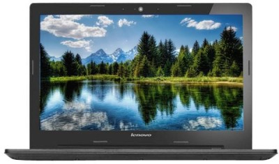 Lenovo G50-80 80E5039CIH Core i3 (5th Gen) - (4 GB DDR3/1 TB HDD/Free DOS) Notebook (15.6 inch, Black)
