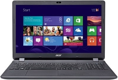 Acer E5-573-32JT 4Gb/1Tb Linux Charcol Gray Aspire Aspire E5-573 NX.MVHSI.034 Core i5 (5th Gen) - (4 GB DDR3/1 TB HDD/Linux) Notebook (15.6 inch, Characol Gray)