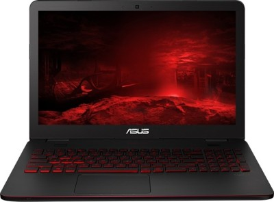 Asus ROG G551VW-FI242T 90NB0AH2-M02910 Core i7 (6th Gen) - (16 GB DDR4/1 TB HDD/Windows 10 Home/4 GB Graphics) Notebook (15.6 inch, Black)
