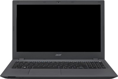 Acer Aspire E E5-573G NX.MVMSI.035 Core i3 (5th Gen) - (4 GB DDR3/1 TB HDD/Windows 10/2 GB Graphics) Notebook (15.6 inch, Charcoal Grey)