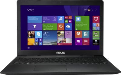Asus X553MA-BING-SX488B X Series X553MA-BING-SX488B X553MA Celeron Quad Core - (4 GB DDR3/500 GB HDD/Windows 8.1) Notebook