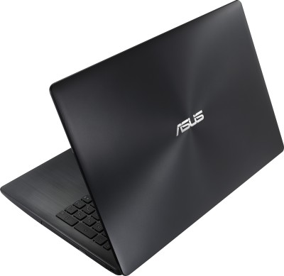 Asus X553MA-XX516D X Series X553MA XX516D Celeron Quad Core - (2 GB DDR3/500 GB HDD) Notebook (15.84 inch, Black)