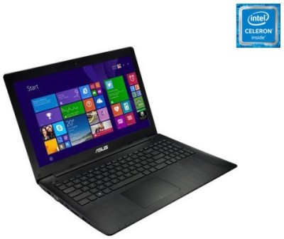 Asus X553MA-BING-SX488B X Series X553MA-BING-SX488B X553MA Celeron Quad Core - (4 GB DDR3/500 GB HDD/Windows 8.1) Notebook