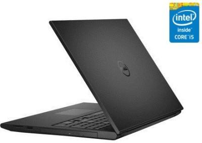 Dell Inspiron 3542 3542541TB2BU Core i5 - (4 GB DDR3/1 TB HDD/Linux/Ubuntu/2 GB Graphics) Notebook (15.6 inch, Black)