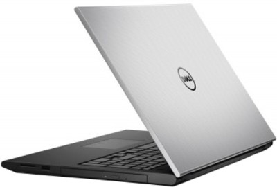 Dell Inspiron 15 3542 Notebook (4th Gen Ci5/ 4GB/ 1TB/ Ubuntu/ 2GB Graph) (Silver)