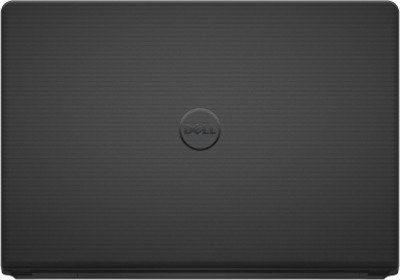 Dell Vostro 15 3000 3558 3558341TBiBU Core i3 (4th Gen) - (4 GB DDR3/1 TB HDD/Free DOS) Notebook (15.6 inch, Black)