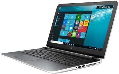 HP Pavilion15- AB 221TX N8L70PA Core i5, 5th Gen - (8 GB DDR3/1 TB HDD/Windows 10/2 GB Graphics) Notebook (15.6 inch, Natural SIlver)