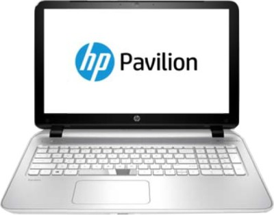 HP Pavilion 15-p018TU Notebook (4th Gen Ci3/ 4GB/ 1TB/ Win8.1) (J2C45PA)