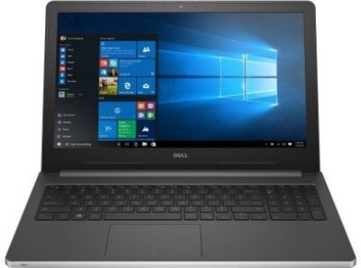 Dell Inspiron 5559 Z566126HIN9 Core i7 - (8 GB/1 TB HDD/Windows 10/2 GB Graphics) Notebook (15.6 inch, SIlver)